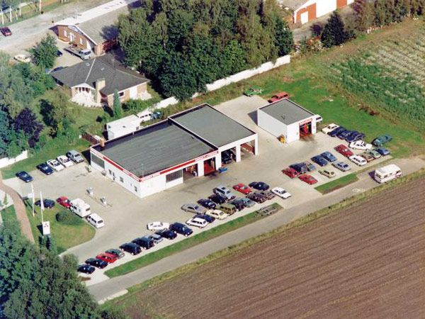 Autohaus Fehrmann 1989