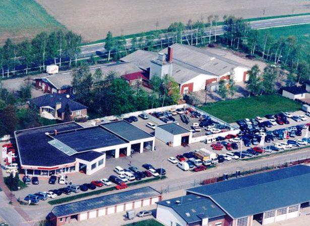 Autohaus Fehrmann 1995