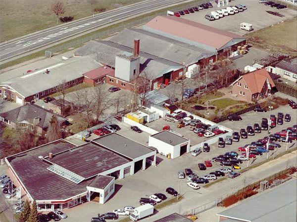 Autohaus Fehrmann ca. 2002