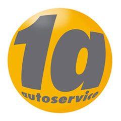 1a autoservice Logo