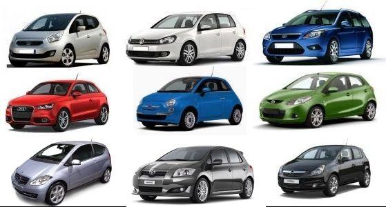 Auswahl EU Fahrzeuge