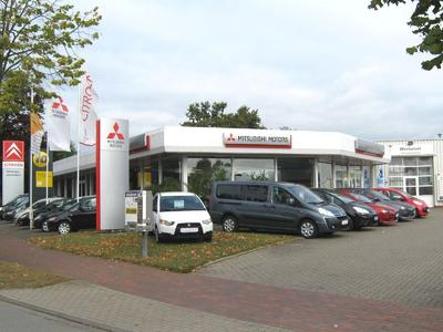 Autohaus Fehrmann Außenansicht